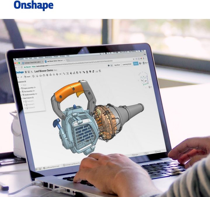 Why we are using Onshape for designing our projects ?