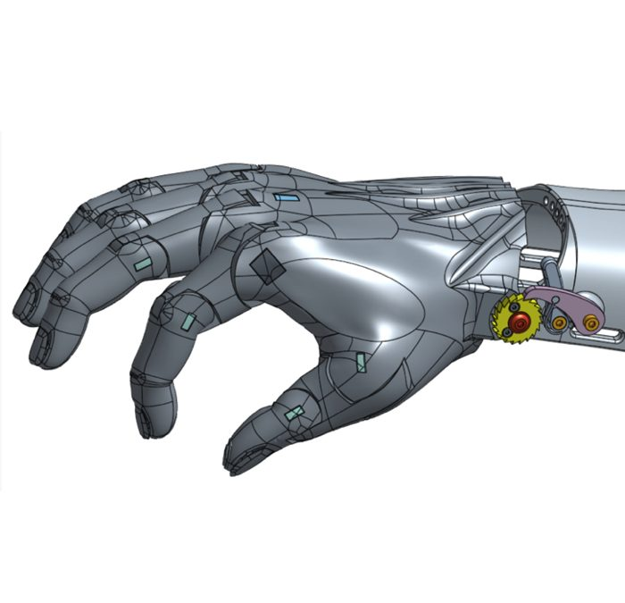 Wrist Lock System : Soulager la flexion du poignet