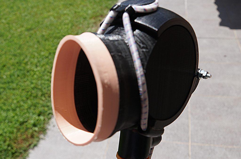 Dispositif pour Bâton de Marche