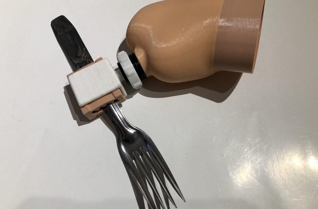 Multi Tool Holder à Rotule – Version 3